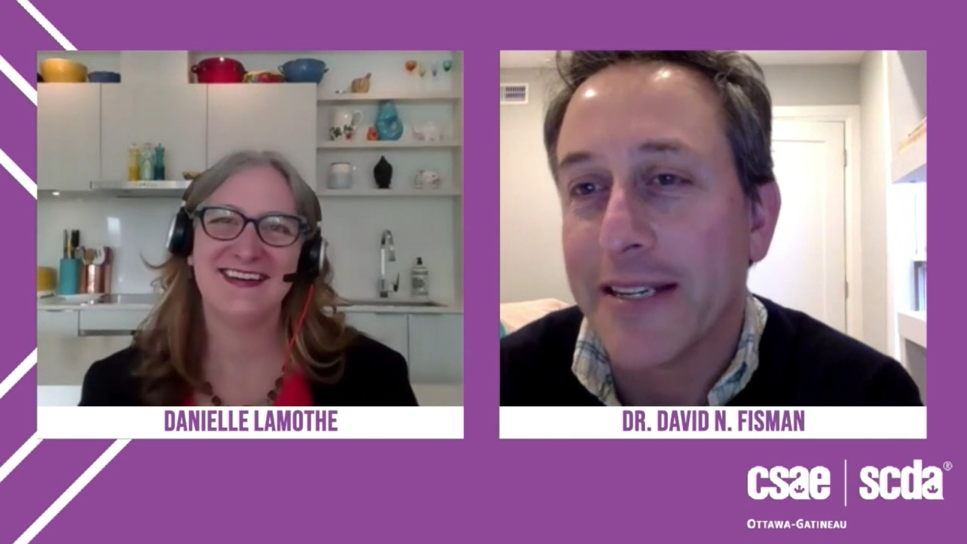 The Latest COVID-19 Insights From Dr. David N. Fisman